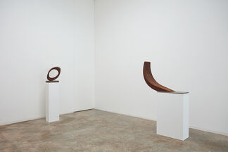 Selected Works 1968 - 2015, installation view