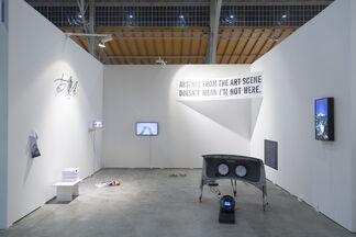 : BARIL at viennacontemporary 2015, installation view