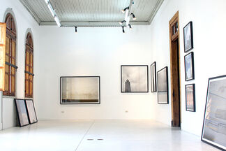 GEOMETRÍAS TEMPRANAS - Jose Luis Falconi, installation view