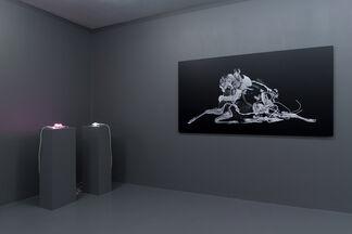 Heart Line, installation view