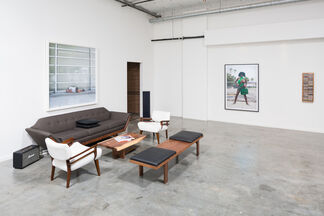 Tropic House, installation view