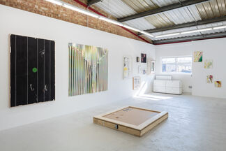 Group Show 'Desire of the Other' (curated by Annka Kultys), installation view