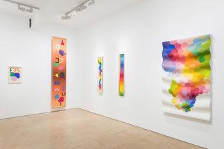 Ilona Keserü, installation view