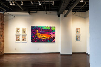 End of Summer, installation view