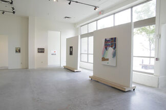 Staring at the Sun, installation view