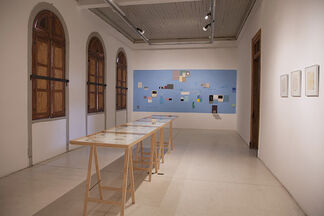 PISO 7 1/2 - Grace Weinrib, installation view