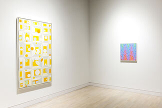 Edna Andrade: Symmetries, installation view
