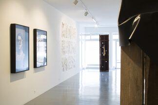 Carmen Calvo // L'histoire d'une de mes follies, installation view