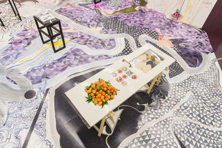 Those Who Love Spiders, and Let Them Sleep in Their Hair, installation view