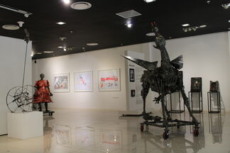 Out of the Furnace by Willie Bester & Wolf Werdigier, installation view