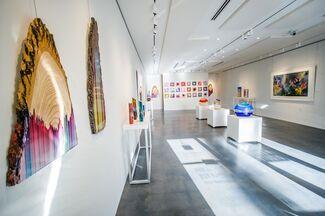 Jamie Harris & Shane McAdams +, installation view