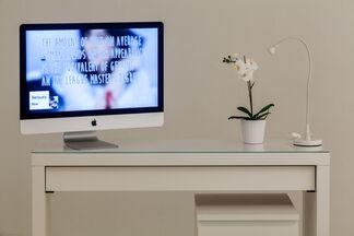 Talia Link: Talialink.com, installation view