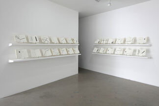 Reflection, installation view