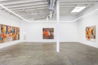 The Pendulum Movement, installation view