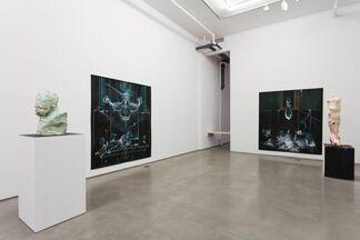 "Gert & Uwe Tobias - ""Drawings and Sculptures"", installation view"