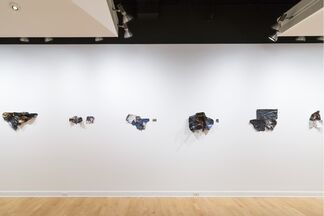 Suné Woods: To Sleep With Terra, installation view