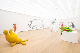 Play Around the World : Florentijn Hofman, installation view
