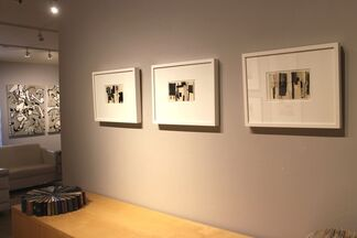 LANNY QUARLES - JOURNAL ON A WESTERN SHORE, installation view