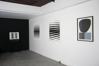 Jeffrey Steele and Francis Celentano: A Conversation, installation view