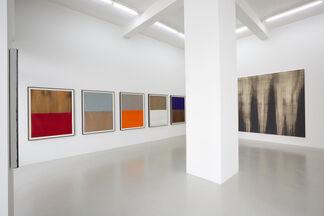 Callum Innes, installation view