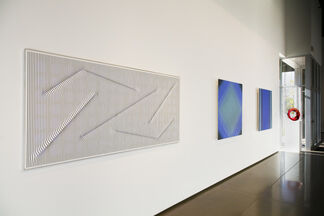 Re-Op: 'The Responsive Eye' Fifty Years After - Visual Perception Today, installation view