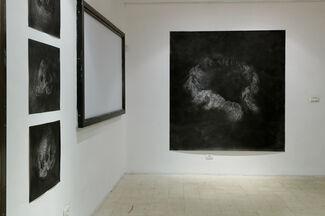 Dror Ben Ami    Black is a Color, installation view