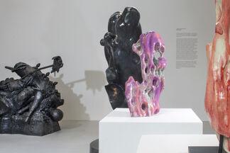 Alex Hoda Chance Encounters, installation view