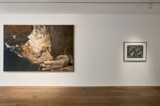 The Figure in Contemporary Art, installation view