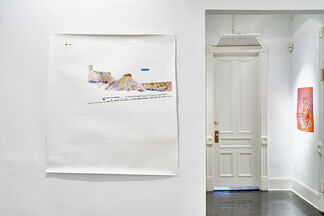 Gatherings, installation view