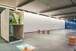 One, No One and One Hundred Thousand, installation view