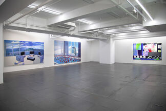 Contemporary Show Off, installation view
