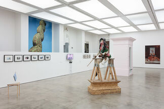 Bloomberg New Contemporaries 2015, installation view