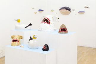 "Lorien Stern: ""Chums"", installation view"