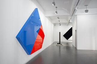 "Gerold Miller ""Section"" + ""Verstärker"" New Works, installation view"