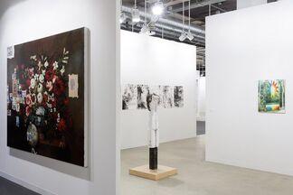 Stephen Friedman Gallery at Art Basel 2016, installation view