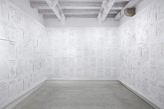 Copertine, installation view