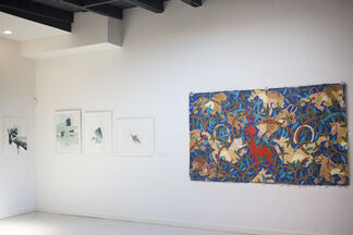 Signed & Numbered, installation view