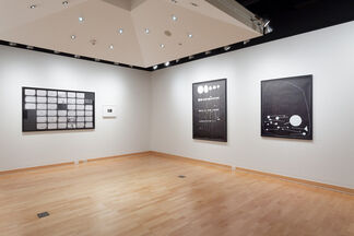 Aspen Mays: Newspaper Rock, installation view