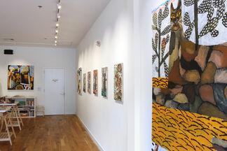 May 2018 Exhibition - Cannon Dill & Thom Trojanowski, installation view