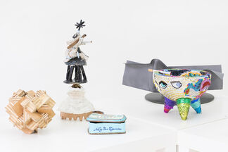 The Ashtray Show, installation view