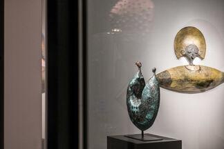 Etiyé Dimma Poulsen 'A Touch Of Gold', installation view
