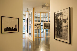 Peter Arnell: Photographs 1984-2014, installation view