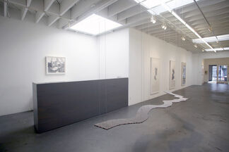 Debra Scacco: The Space Between, installation view