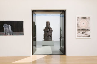 CHARLES GARABEDIAN & HIS CONTEMPORARIES, installation view