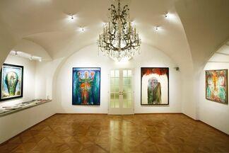 Franz Ringel, installation view