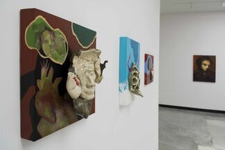 VIBES Grand, installation view
