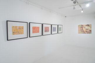 GLITCH+ | CHANDRAGUPTHA THENUWARA, installation view