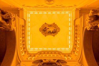 OLAFUR ELIASSON: BAROQUE BAROQUE, installation view