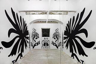 Paul Morrison - Florigen, installation view