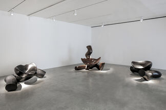 Wendell Castle:  Embracing Upheaval, installation view